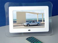 Sell 7 Inch Digital Photo Frame (DPF701B)