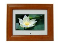 Sell 7 Inch Wooden Digital Photo Frame (DPF701W)
