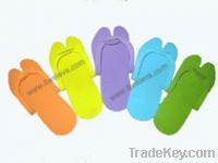 Sell EVA slipper, disposable slipper, foam slipper