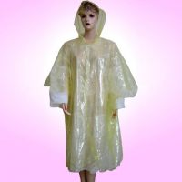Sell Disposable PE Poncho, PE Rainwear
