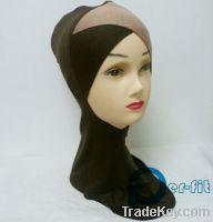 Sell underscarf bonnet khaleeji abaya neck cover muslim oversleeve