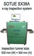 X-ray baggage scanner, luggage scanner, tunnel x-ray machine manufacturer
