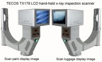 Portable medical x-ray inspection system & baggage scanner, ModelTX179