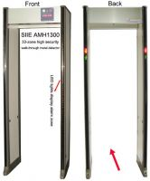 33-Zone High Security Walk-through Metal Detector, Metal Detector Door manufacturer