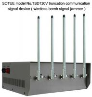 Cell Phone Jammer, Wireless Bomb Jammer, big range Signal Jammer manufacturer, modelTSD130V