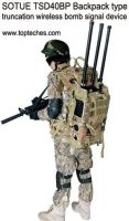 Backpack type bomb jammer, communication jammer, GPS & cell jammer manufacturer, modelTSD40BP