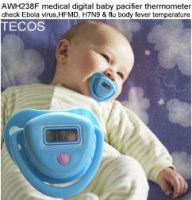 Medical Digital Baby Pacifier Thermometer, child thermometer, Digital Nipple Thermometer manufacturer