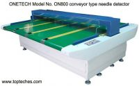 Super wide detection type conveyor type needle detector manufacturer, modelON800