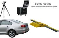 Vehicle underside bomb search system - under vehicle search mirror manufacturer, modelUS123S