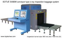 x-ray scanner, Parcel & air cargo x-ray screening system, baggage scanner, x-ray machine