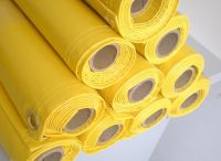 Sell blank vinyl banners hemmed and grommeted