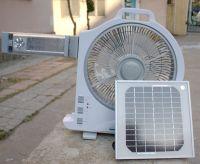 Solar Fan-HW8016A