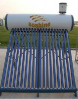 sell solar water heater
