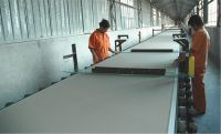 Sell producing gypsum board