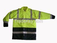 Sell Safety Jacket Hi Visibility