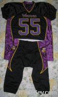 Vikings football uniforms