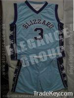 bllizards reversible uniform