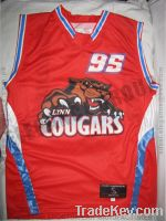 Cougars basketball Jersey