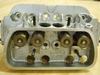 CYLINDER HEAD DUAL PORT FOR VW BEETLE (040 101 355 19) By