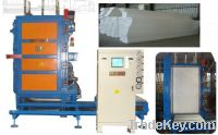 EPS Block Machine for roof panel