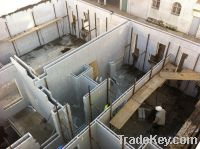 Sell ICF Block Concrete Building Panel Complete Line
