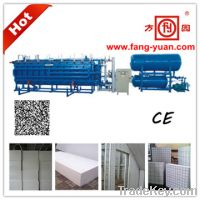 Sell EPS Block Machine Insulaton Panel Machine With Vacuum Cooling