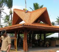 Sell antique roof tiles for Chinese pavilion