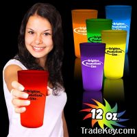 Sell GLOW in the DARK Drinking Cups GLOWCUPS ! DISTRIBUTORS WANTED