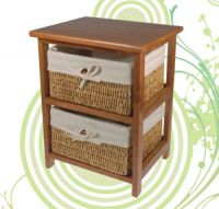 Sell Seagrass Basket Cabinet (ZLC07-721-75)