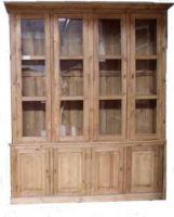 Sell  wax finishing  pine furniture-1