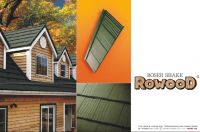 Sell Stone Coated Steel Roof