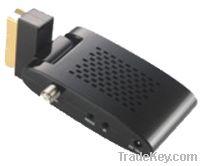 MINI SCART DVB-S DSR7101A