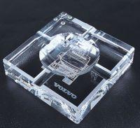 Crystal/Glass Ashtray