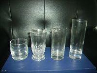 Glass cup/tumbler/mug/goblet