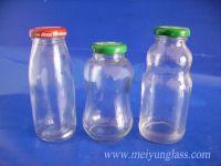 Supply Glass Juice Bottle