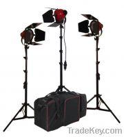 Sell 3 Red Light With Brightness Adjustment Set