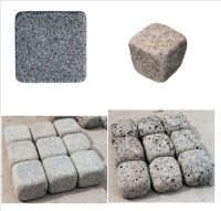 Granite pavers , Cube stones