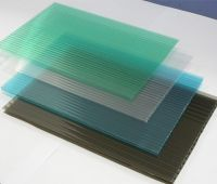 Sell Polycarbonate Hollow Sheet