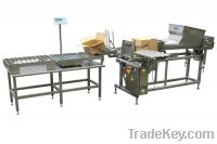 Bulk butter filling machine with additional options