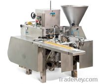 Processed cheese filling and wrapping machine ARU