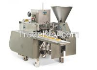 Processed cheese packaging machine for hochland size portion