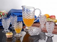 Sell glass water set