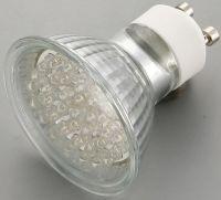 Sell led spotlight PAR16GU10 38leds