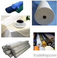 Sell 100% MJS Spun polyester fabrics
