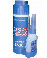 123 Activator Cyanoacrylate Adhesive