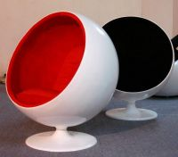 Ball Chair (Global Chair) by Eero Aarnio