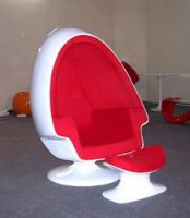 Speaker Egg Chair