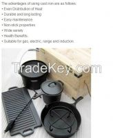 Sell Cast Iron cookware