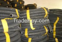 fabric reinforced low pressure rubber hose
