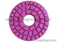 Sell 8'' Diamond Marble Wet Polishing Pads
